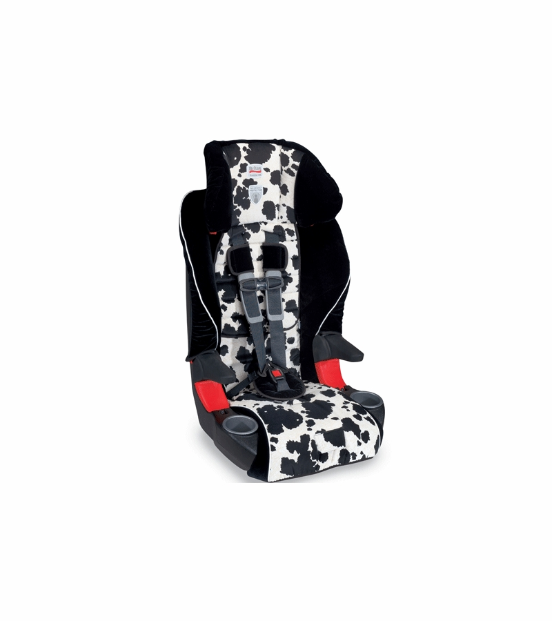 Britax Frontier 85 Harness Booster Car Seat In Cowmooflage