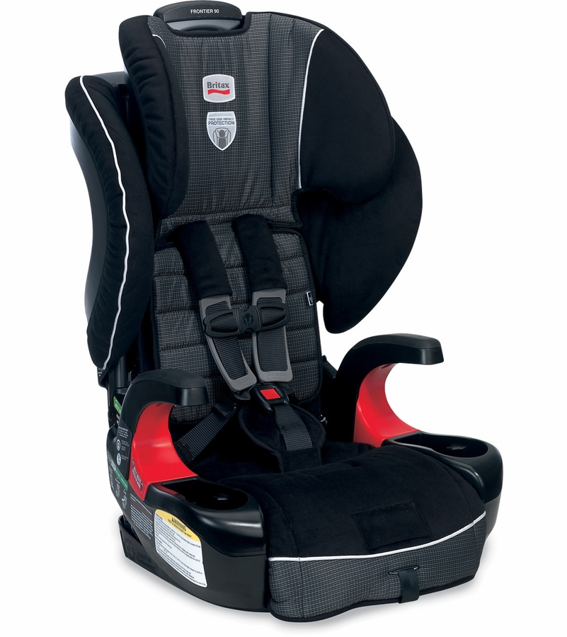 Britax Frontier 90 Booster Car Seat Onyx