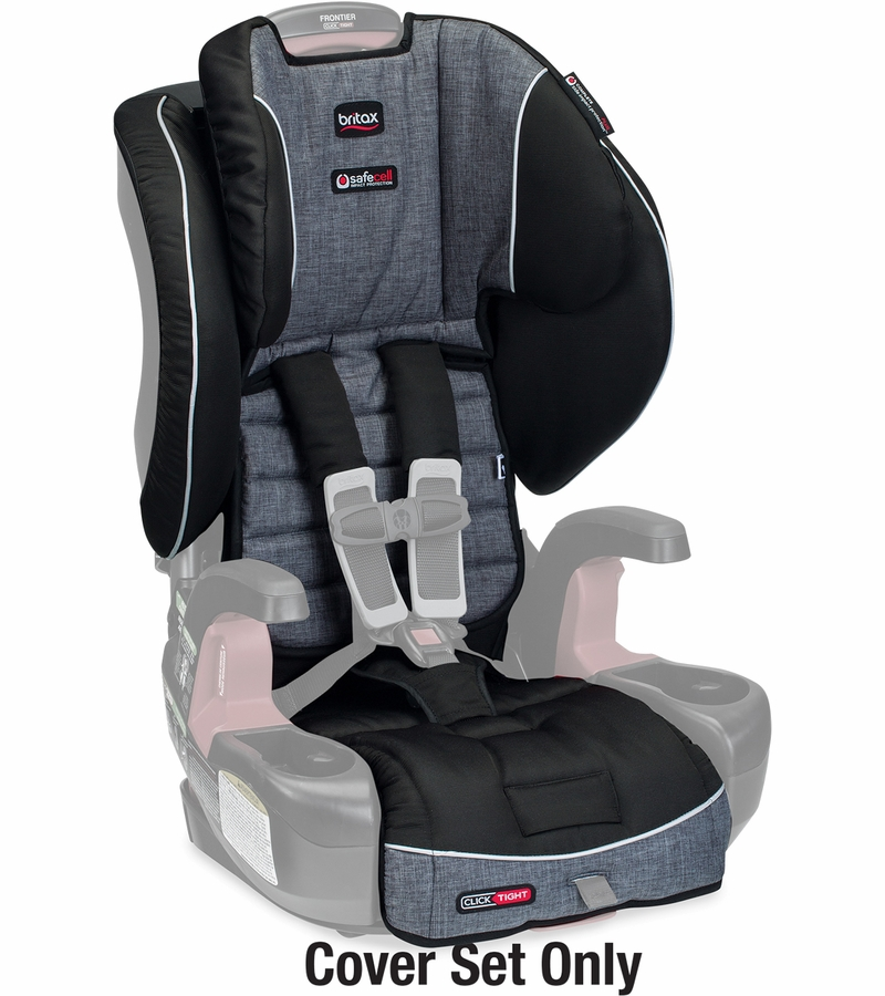 Britax Frontier ClickTight Harness Booster Car Seat COVER ...