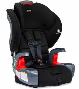 Britax Grow With You Harness Booster Car Seat - Dusk [New Version of the Pioneer]
