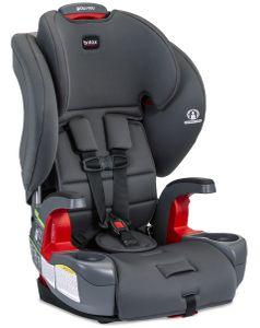 Britax Grow With You Harness Booster Car Seat - Pebble  [New Version of the Pioneer]