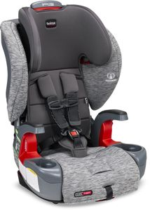 Britax Grow With You Clicktight Harness Booster Car Seat - Asher [New Version of the Frontier]