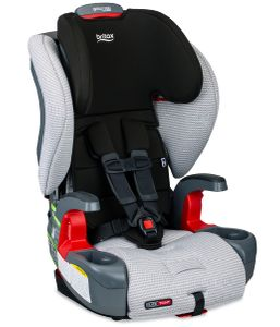 Britax Grow With You Clicktight Harness Booster Car Seat - Clean Comfort [New Version of the Frontier]