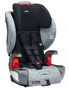 Britax Grow With You ClickTight Harness Booster Car Seat - Spark [New Version of the Frontier]