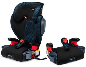Britax Highpoint 2-Stage Belt Positioning Booster Car Seat - Cool Flow Teal