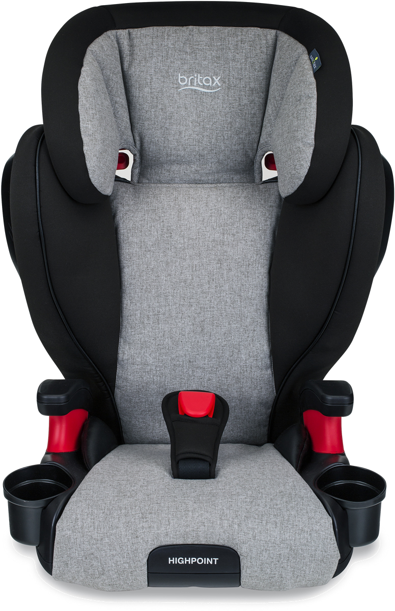 Magnificent Britax Highpoint Booster Car Seat Nanotex Moisture Odor And Stain Resistant Fabric Pdpeps Interior Chair Design Pdpepsorg