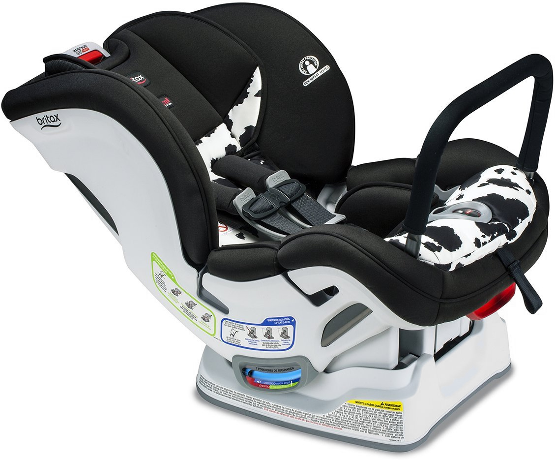 Britax Marathon Clicktight ARB Convertible Car Seat - Cow...