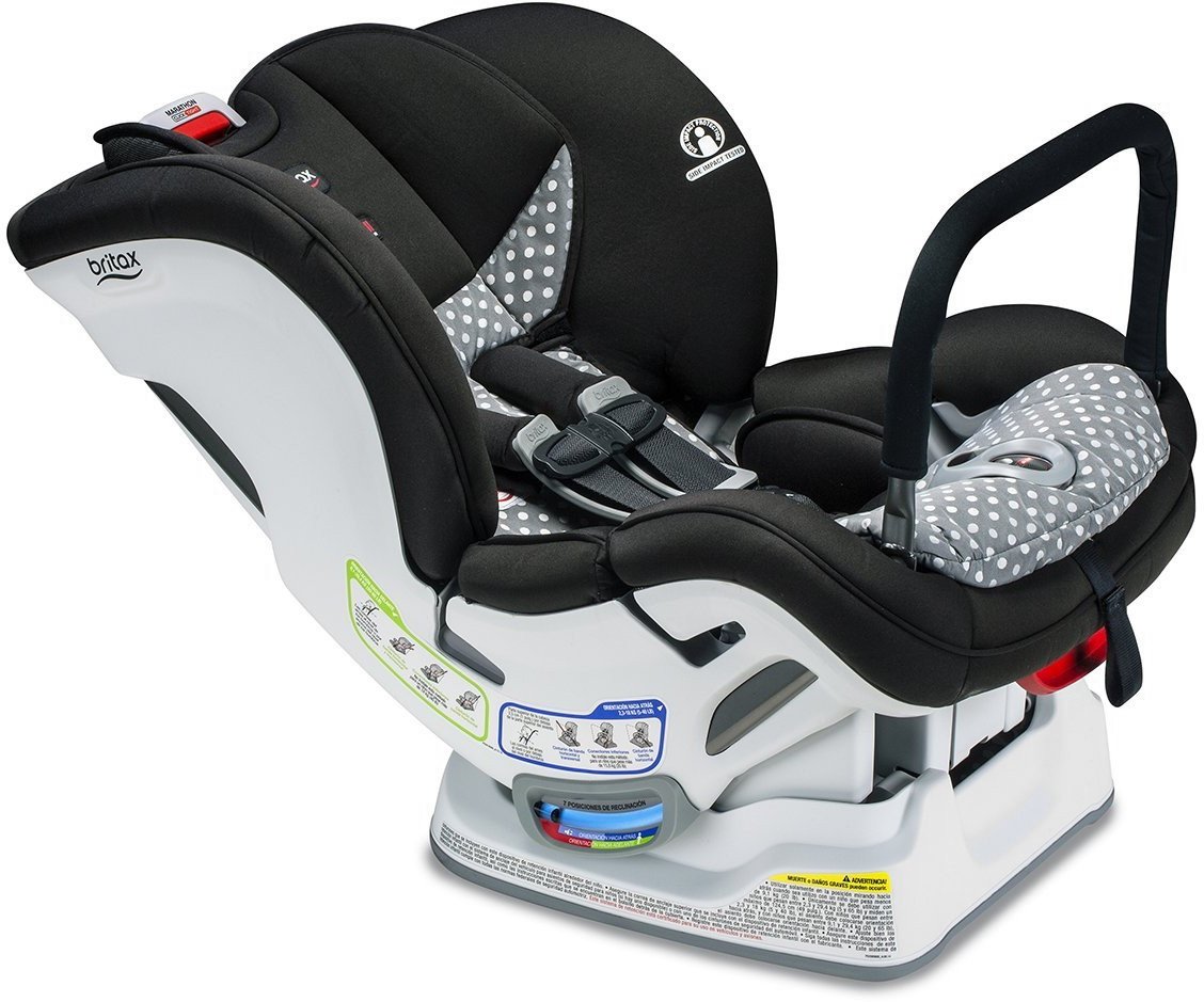 Convertible Car Seat: Britax Marathon Clicktight ARB Convertible Car Seat