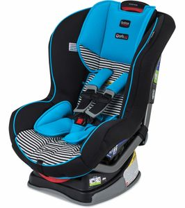Britax Marathon G4.1 Convertible Car Seat, Ultimate Comfort Series - Nantucket