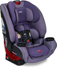 Britax One4Life Clicktight All-in-One Convertible Car Seat - Plum (Safewash)