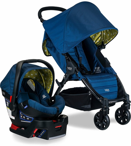 Britax Pathway & B-Safe 35 Travel System - Connect