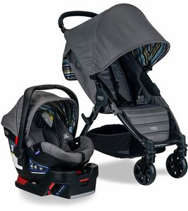 Britax Pathway & B-Safe 35 Travel System - Crew
