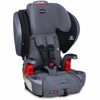 Britax Pinnacle and Grow with You Clicktight Plus Harness Booster Car Seats