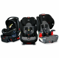 Britax StayClean Collection