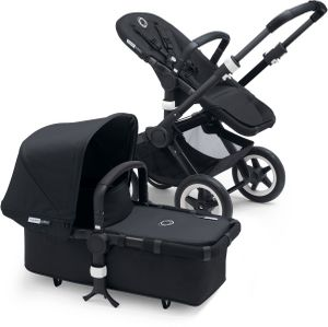 Bugaboo Buffalo Stroller - All Black/Black