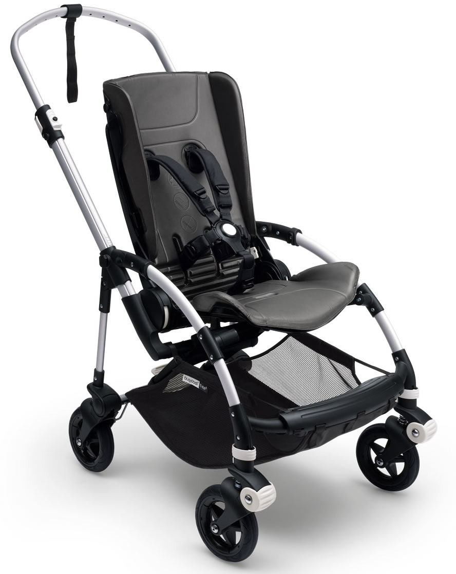 Bugaboo Bee 5 Base - Aluminum