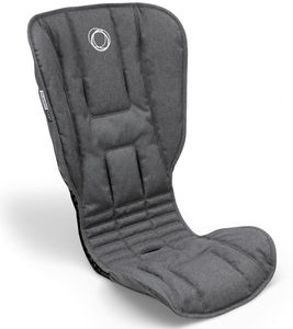 Bugaboo Bee 5 Seat Fabric - Grey Melange
