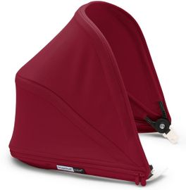 Bugaboo Bee 5 Sun Canopy - Ruby Red