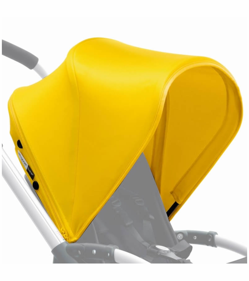 Bugaboo Bee3 Extendable Sun Canopy - Bright Yellow