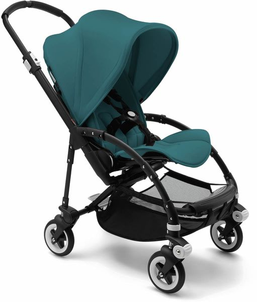 Bugaboo Bee3 Stroller, Limited Edition - Petrol Blue