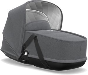 Bugaboo Bee5 Classic Bassinet Tailored Fabric Set - Grey Melange