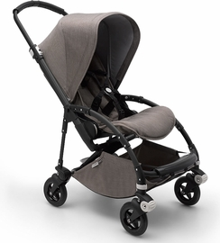 Bugaboo Bee5 Complete Stroller - Black/Mineral Taupe