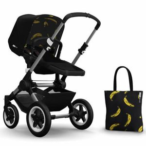 Bugaboo Buffalo Andy Warhol Accessory Pack - Black/Banana