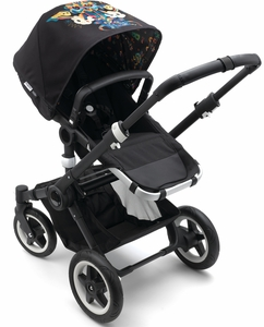 Bugaboo Buffalo Stroller - All Black/Niark1