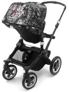 Bugaboo Buffalo Stroller - Black/We Are Handsome