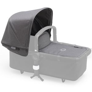 Bugaboo Buffalo Tailored Fabric Set - Grey Melange