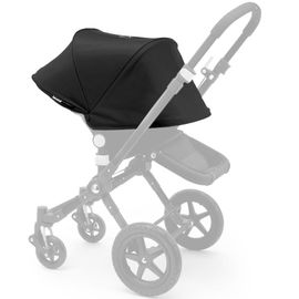 Bugaboo Cameleon 3 Extendable Tailored Fabric Set - Black