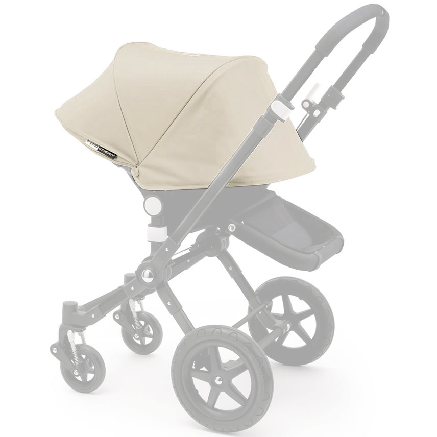 Bugaboo Cameleon³ Tailored Fabric Set, Off White