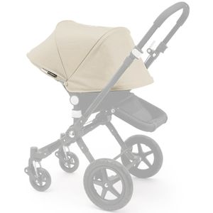 Bugaboo Cameleon 3 Extendable Tailored Fabric Set - Off White