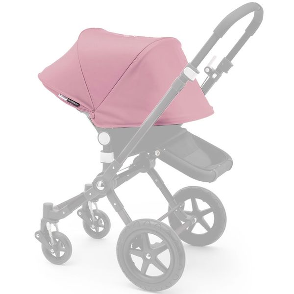 Bugaboo Cameleon 3 Extendable Tailored Fabric Set - Soft Pink