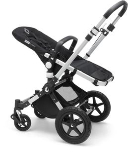 Bugaboo Cameleon 3 Plus Base - Aluminum/Black