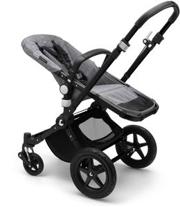 Bugaboo Cameleon 3 Plus Base - Black/Grey Melange