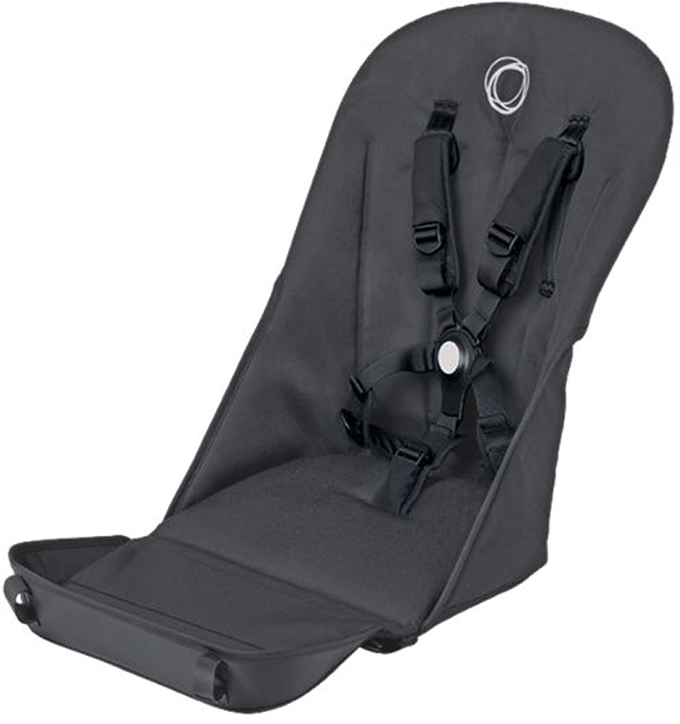 Bugaboo Cameleon 3 Seat Fabric - Dark Grey