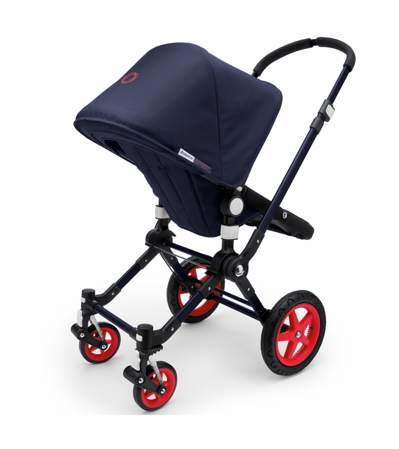 Betere Bugaboo Cameleon 3 Special Collection Neon Stroller - Blue/Red TE-51