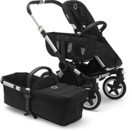 Bugaboo Donkey 2 Base Fabric - Black