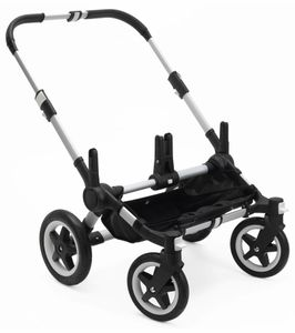 Bugaboo Donkey 2 Base Plus - Aluminum