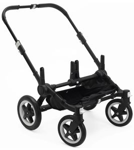 Bugaboo Donkey 2 Base Plus - Black