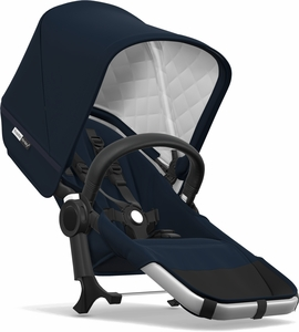 Bugaboo Donkey 2 Duo Classic Complete Extension Set - Dark Navy