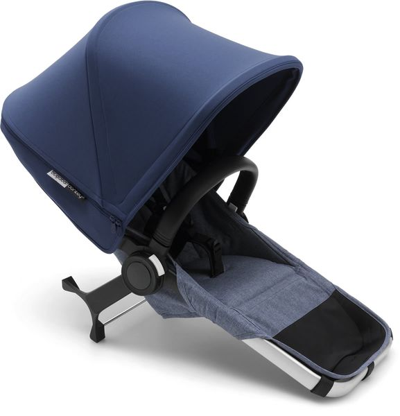 Bugaboo Donkey 2 Duo Complete Extension Set - Blue