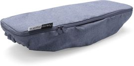 Bugaboo Donkey 2 Side Luggage Basket Cover - Blue Melange