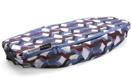 Bugaboo Donkey 2 Side Luggage Basket Cover - Waves