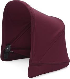 Bugaboo Donkey 2 Sun Canopy - Ruby Red