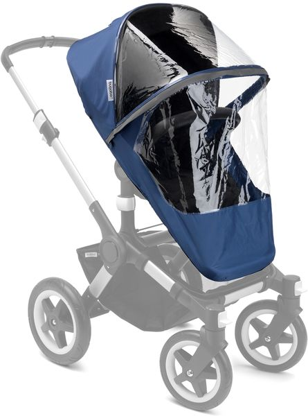 Bugaboo Donkey/Buffalo/Runner High Performance Rain Cover - Sky Blue