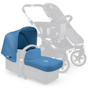 Bugaboo 2016/2017 Donkey Extendable Tailored Fabric Set - Ice Blue