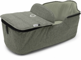 Bugaboo Fox Bassinet Fabric - Green Melange