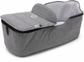 Bugaboo Fox Bassinet Fabric - Grey Melange